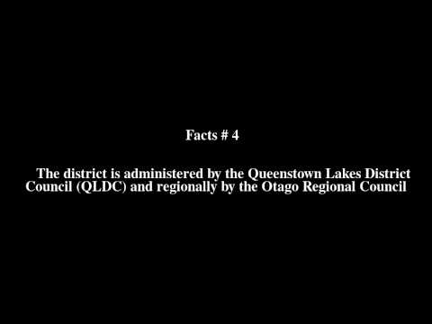 Queenstown-Lakes District Top # 6 Facts