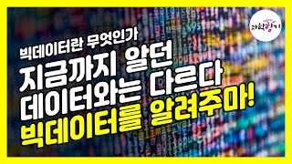 [KISTI의 과학향기] 빅데이터, AI 그리고 데이터…