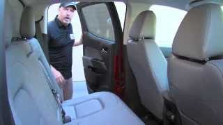 Chevrolet Colorado 2015 Videos