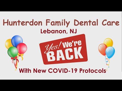 Dental Office Reopening in Lebanon NJ