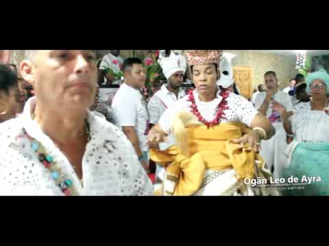 Festa de Oyá do Babalorisá Marcos Vinícius - Run de Oyá