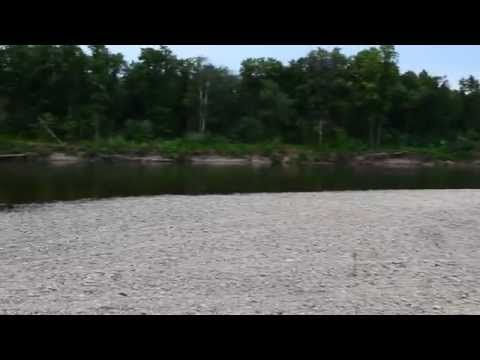 рыбалка на реке инзер