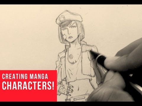 Creating Characters From Scratch [Design Process] Ep. 2