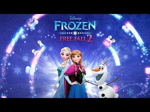 Frozen Free Fall 2 (Disney) - Best App For Kids