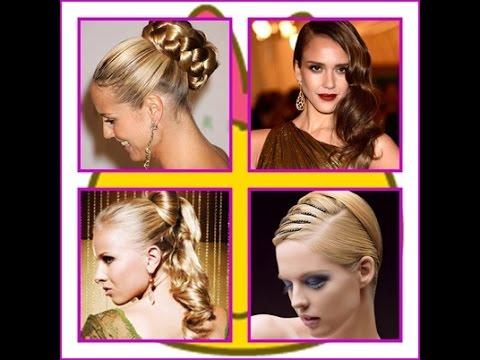 Peinados Nochevieja Look Fiesta 2015 Youtube