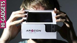 Дополненная реальность за недорого! AR шлем Aryzon по цене Google Cardboard VR. | HI-GADGETS.