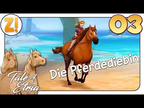 Horse Adventures - Tale of Etria: Die Pferdediebin #3 | Let's Play [DEUTSCH]