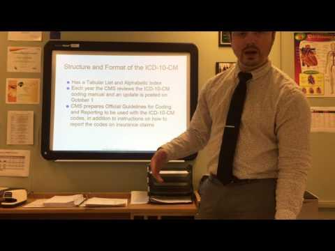 Chapter 14.1: Basics of Diagnostic Coding