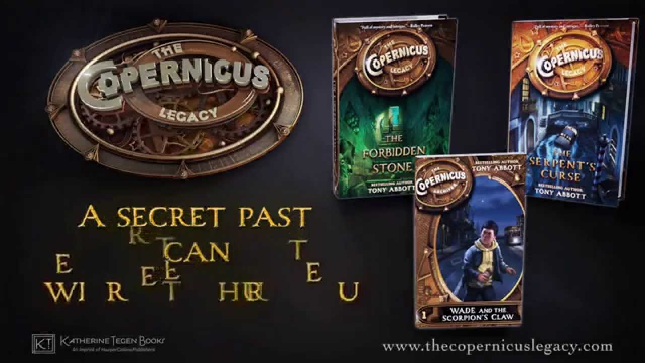 the copernicus legacy book 2