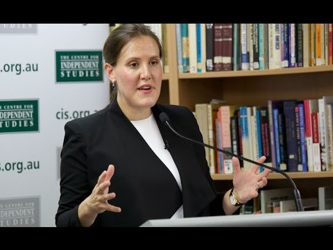 Fairness is a complex concept: CIS Leadership Lunch - Kelly O'Dwyer (Media edit)