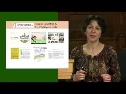 Jennifer Hirsch: Forging City-Community Partnerships for Climate Action: Lessons from Chicago