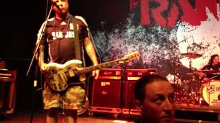 With the famous SLC story Rancid - Rejected (Live SLC 7/19/13) HD.