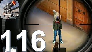Sniper 3D Gun Shooter: Free Elite Shooting Games - Gameplay Walkthrough Part 116 (Android, iOS)