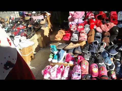 جولة صغيرة مع زوجي 👫 للبحث عن حذاء السندرلا زنوبة😎😀