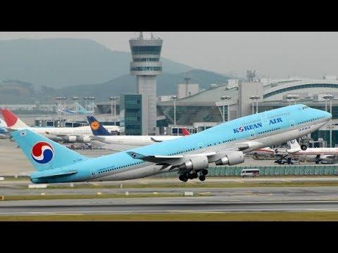 [P3d V4] PMDG 747 V3 Korean Air 054 Hawaii To Seoul On Vatsim National Liberation Day Flight