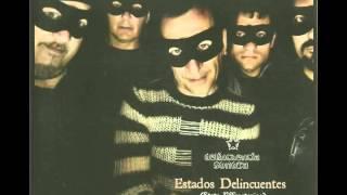 DELINCUENCIA SONORA-Estados delincuentes(Stata Effractarios)-Full album