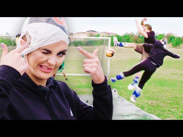 SLIP N SLIDE | RANDOM FOOTBALL
