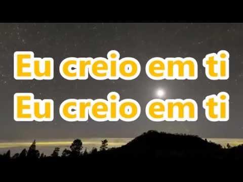 Eu creio em Ti (Amanda Wanessa) -  Letra