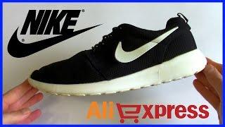 Обзор кроссовок Nike Roshe Run Replica с Aliexpress из Китая Спустя год