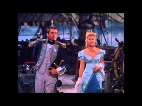 Captain Horatio Hornblower  &  Lady Barbara