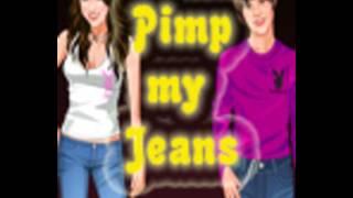 Pimp meine Jeans - Online-Spiel