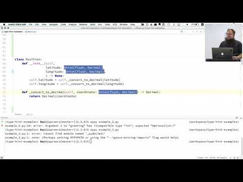 Introduction to Type Hints - Singapore Python User Group