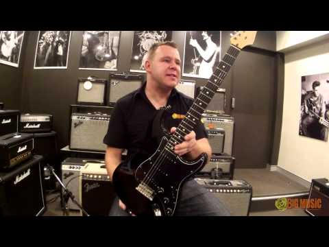 Fender 10 For 15 Blackout Stratocaster | Product Demo