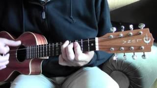 Luna 8 String Tenor Ukulele Review