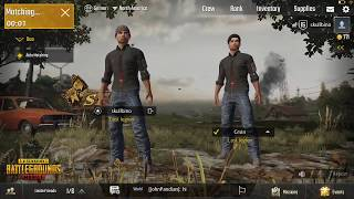 Kicking it down on PUBG with SkullBino and Crsin