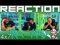 Rick And Morty 4x7 REACTION!! \Promortyus\