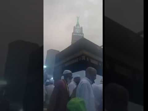 Most Beautiful Aazaan(آذان) in Masjid Al Haram