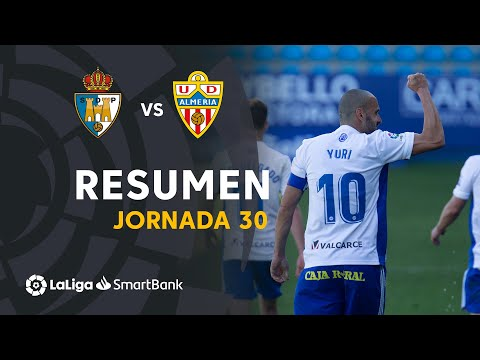 Ponferradina Almeria Goals And Highlights