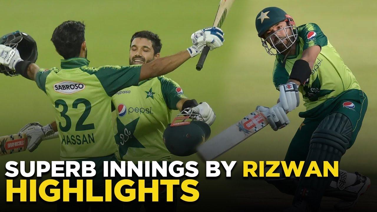 Superb Innings By Rizwan   Pakistan vs South Africa   1st T20 Highlights   MJ2E