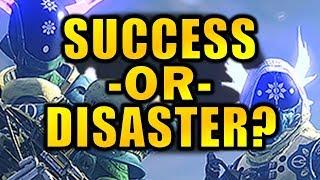 Destiny 2: SUCCESS or DISASTER? | Revelry Event Review
