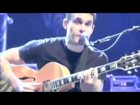 John Mayer - I Heard It Trough The Grapevine & Vultures (Nokia Theater On His Own 12/06/08)
