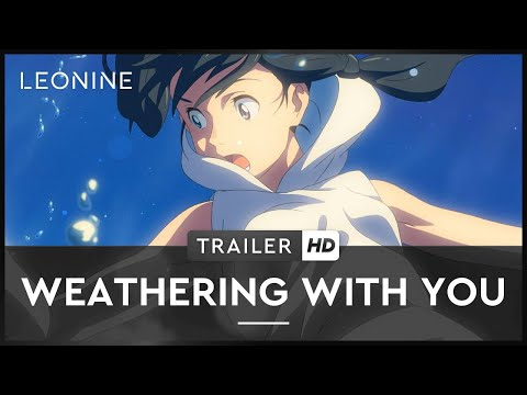 Weathering With You - Teaser (deutsch/ german; FSK 0)
