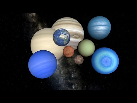 What If All The Planets Were In Earths Orbit ? Universe Sand