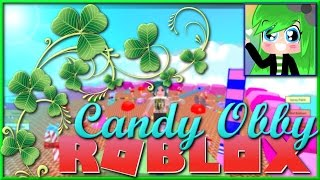 ROBLOX | Escape Candy Land Obby | SallyGreenGamer *FACECAM*