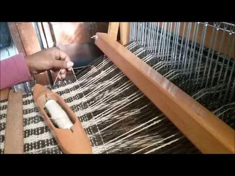 Behind the wheel Weaving Jacob1