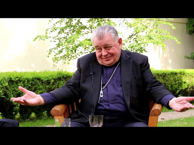 Konzervativní noviny: Rozhovor Jiřího Stracha s kardinálem Dominikem Dukou - Druhá část