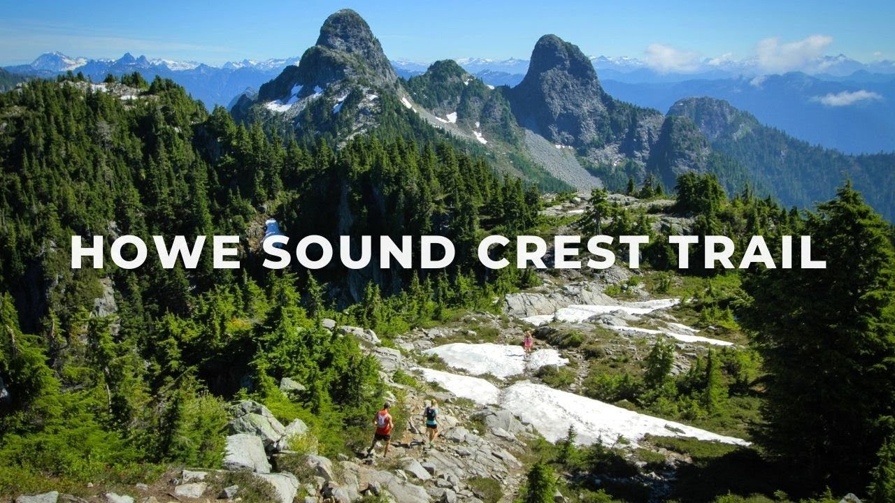 Running the Howe Sound Crest Trail