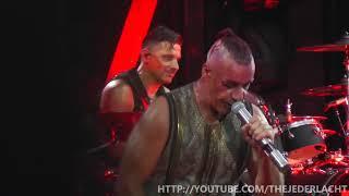Rammstein LIVE Mein Herz brennt - Dresden, Germany 2019 (2 cam mix)