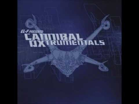 Cannibal Ox - Ox Out The Cage (EL-P Instrumental)