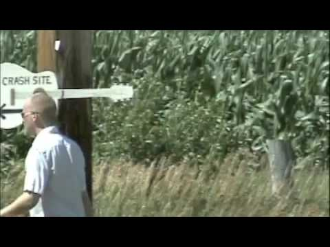 Buddy Holly crash site walk Shazy Hade