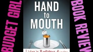 Hand to Mouth: book review - $23,701