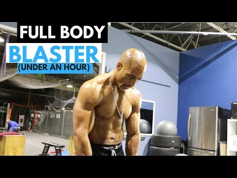 50 Minute Full Body Blaster!  UMC (Ultimate Muscle Confusion )