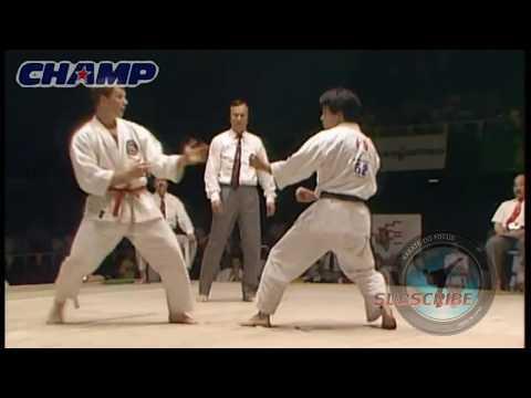 The 2nd Shoto World Cup - Men Kumite Final