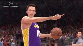 NBA Live 14 - Playstation 4 Gameplay Teaser Trailer TRUE-HD QUALITY