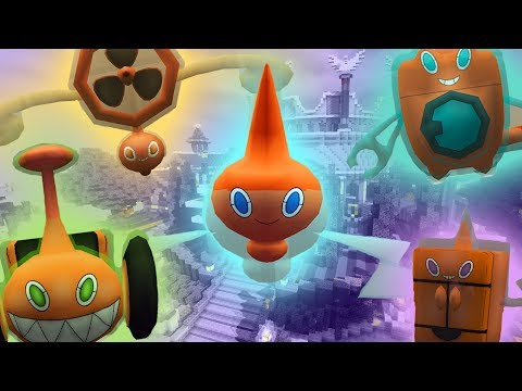 How to Transform ROTOM? | 5 New Forms + Special Moves