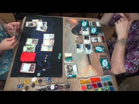 SanSan Francisco Netrunner - February Games of Berkeley #2 - Weyland: Argus vs Chaos Theory
